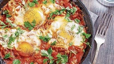 Frühstück, Mittag- und Abendessen– Dieses Gericht schmeckt zu jeder Tageszeit