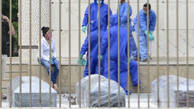 Ecuador stellt wegen Corona-Pandemie hunderte Mediziner ein