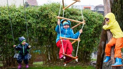 Kinder spielen nach den allermeisten Studien keine Rollge bei der Übertragung desCoronavirus.. (Bild: Severin Bigler / MAN)