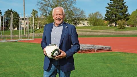 «Es war mir immer eine Ehre»: Heimweh-GamserBruno Schöb, «Vater» des Labels «Sport-verein-t», geht in Pension
