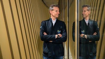FCL Präsident Philipp Studhalter sorgt sich um den FC Luzern. (Bild: Philipp Schmidli, Luzern, 17. April 2020)