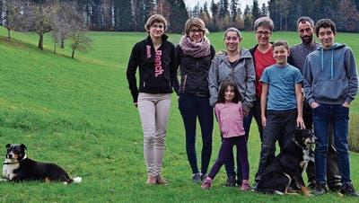 Mehr Aufmerksamkeit für den Beruf: Neckertaler Bauernfamilie geht ins Netz