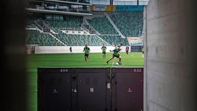 Der FC St.Gallen ist zurück im Alltag – Coach Zeidler sagt:«Wir bereiten uns auf den Tag X vor»