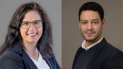 Ruth Lehner und Stefan Rindlisbacher konnten die Findungskommission überzeugen. (PD)