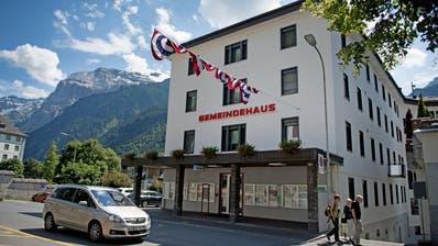 Aus dem Gemeindehaus in Engelberg kommen gute Nachrichten. (Bild: Corinne Glanzmann, Engelberg,7. August 2018)