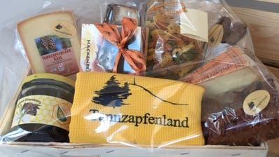 Mit regionalen und im Hinterthurgau verarbeiteten Produkten will der Verein PRETannzapfenland die Wertschöpfung im Hinterthurgau behalten. ((Bild: ZVG))