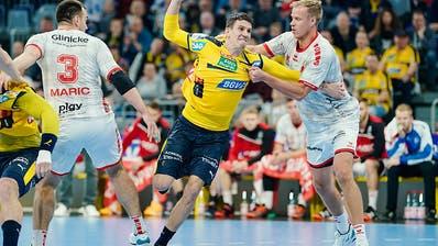 Andy Schmid zum 9. Mal Schweizer Handballer des Jahres