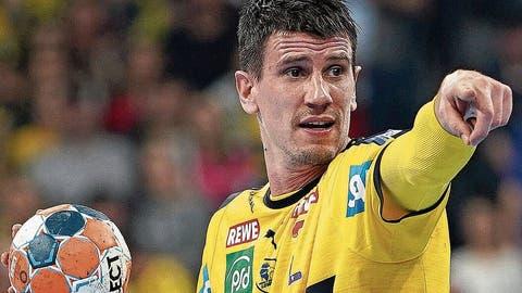 Handball-Star Andy Schmid: «Auf Geld verzichten? Klar doch! Ich werde nicht für Homeschooling bezahlt»