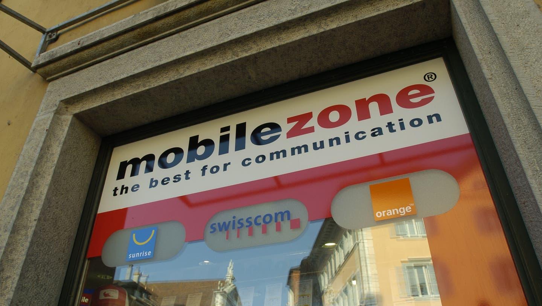 Mobilezone erwartet, dass das Geschäft im zweiten Halbjahr gut verlaufen wird. (Oliver Menge)