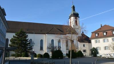 Die Gähwiler Pfarrkirche ist eine der Kirchen in der Seelsorgeeinheit Bazenheid-Gähwil-Kirchberg. In ihr finden wegen der Coronakrise derzeit keine Gottesdienste statt. (Bild: Urs M. Hemm)