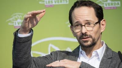 Mit Balthasar Glättli wird ein Netzpolitiker zum ersten digitalen Präsident der Schweiz. (Keystone)