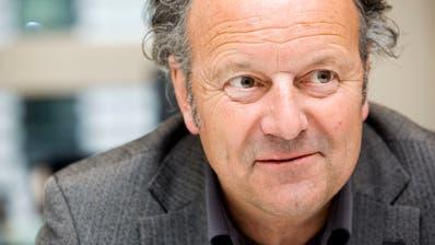 Strafrechtsprofessor Mark Pieth. (Stefan Bohrer)