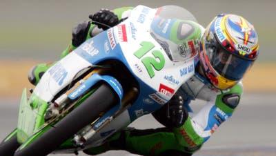 Tom Lüthi erinnert sich an seinen ersten GP-Sieg
