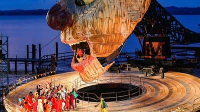 Bregenzer Festspiele wegen Corona-Beschränkungen abgesagt