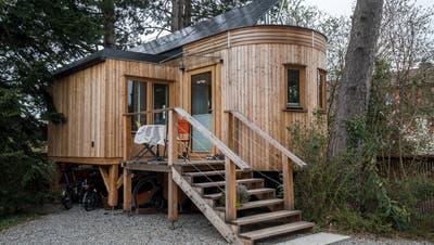Grünes Bauen im Thurgau:«Aus Tiny Houses könnten neue Eigenheimquartiere entstehen, die deutlich nachhaltiger sind»