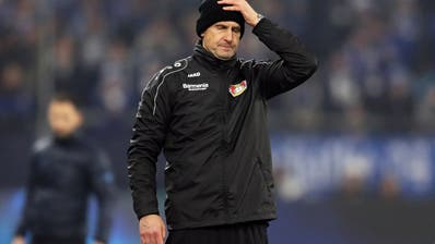 Verpasst sein Bundesliga-Debüt mit Augsburg: Heiko Herrlich. (Friedemann Vogel / EPA)