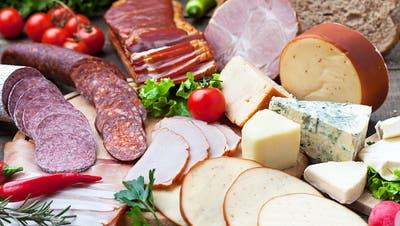 Wurst, Käse und Brot aus dem Toggenburg soll über das Onlineportal «Toggenburgshop» bald in der ganzen Schweiz verkauft werden. (Bild: Getty)