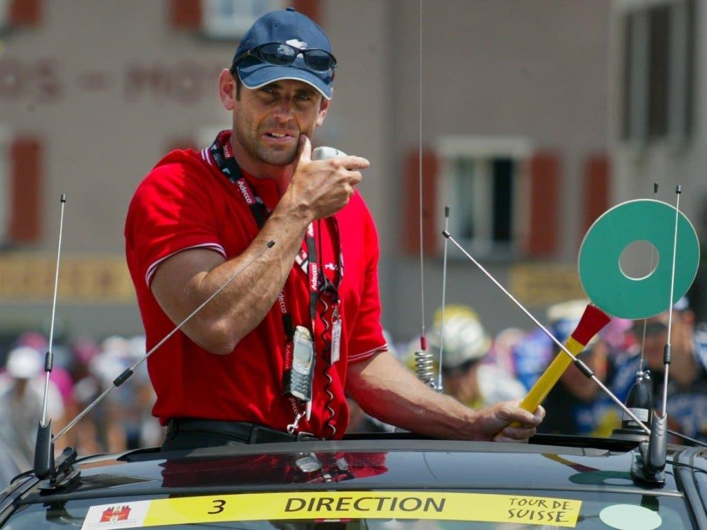 Nach seiner Profikarriere arbeitete Tony Rominger zwischenzeitlich als Renndirektor der Tour de Suisse