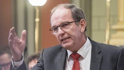 Er gilt alsbesonnener Politiker. Kritiker finden aber, dem CVPler Bruno Damann fehle der Biss.