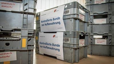Wahlfälschung im Thurgau: Verdacht spitzt sich zu