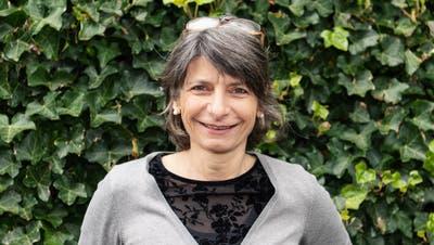 Den Einführungstag hat sie schon hinter sich: Ab Juni politisiert die Mörschwilerin Jeannette Losa aus dem Wahlkreis Rorschach für die Grünen im Kantonsrat. (Bild: Nik Roth)