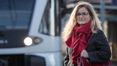 Baudirektorin Maria Pappa wird, wenn es nach dem Willen des Vorstands der SP-Stadtpartei geht, erste Stadtpräsidentin in der Geschichte St.Gallens. (Bild: Michel Canonica (12.12.2019))