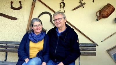 Ursula und Beat Roggensinger sind zurück in Eschlikon. ((Bild:Christoph Heer))