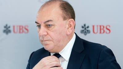Treibende Kraft der Lobby-Organisation: UBS-Präsident Axel Weber. (Laurent Gillieron / KEYSTONE)