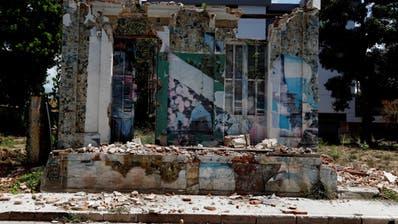 Schweres Erdbeben erschüttert Karibikinsel Puerto Rico