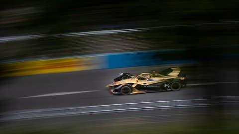 Schweizer Formel-E-Profis überzeugen virtuell