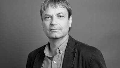 Henry Habegger, Inlandredaktor. (Sandra Ardizzone / INL)