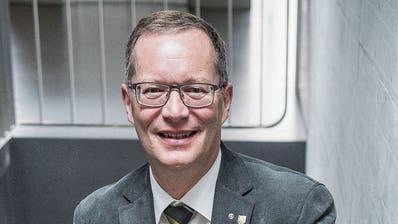 «Es ist wohl einer der Höhepunkte in meinem Leben»: Der Grosse Rat wählt Walter Schönholzer aus Neukirch an der Thur zum Regierungspräsidenten