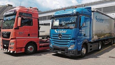 Sieber-Gruppe erweitert ihr Geschäft: Bernecker Transportfirma kauft zu