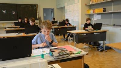 Politische Bildung findet auf verschiedenen Stufen statt, so ist es im Lehrplan 21 vorgesehen. (Bild: Urs Hanhart (Unterschächen, 11. Mai 2020))