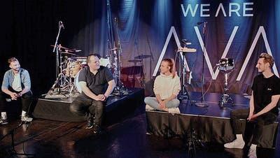 Electro-Pop-Band «We are ava» war zu Gast am Fabriggli-Festival «Bliib dahai»und freut sich auf den Herbst