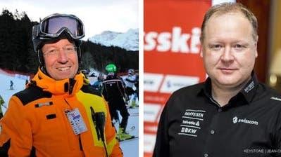 Urs Näpflin ist seit 2014 OK-Präsident der Lauberhornrennen in Wengen. (Pd/Verein Int. Lauberhornrennen / Nidwaldner Zeitung)
