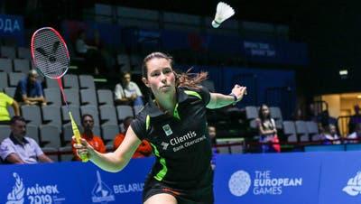 Die 25-jährige Cheryl Seinen gehört zur Weltklasse im Doppel. (PD)