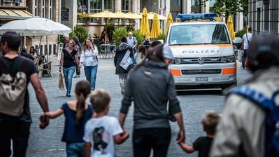 Die Altstadt ist wieder bevölkert - mehr sogar noch als vor Coronazeiten. (Michel Canonica)