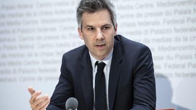 Marcel Salathé (Keystone)