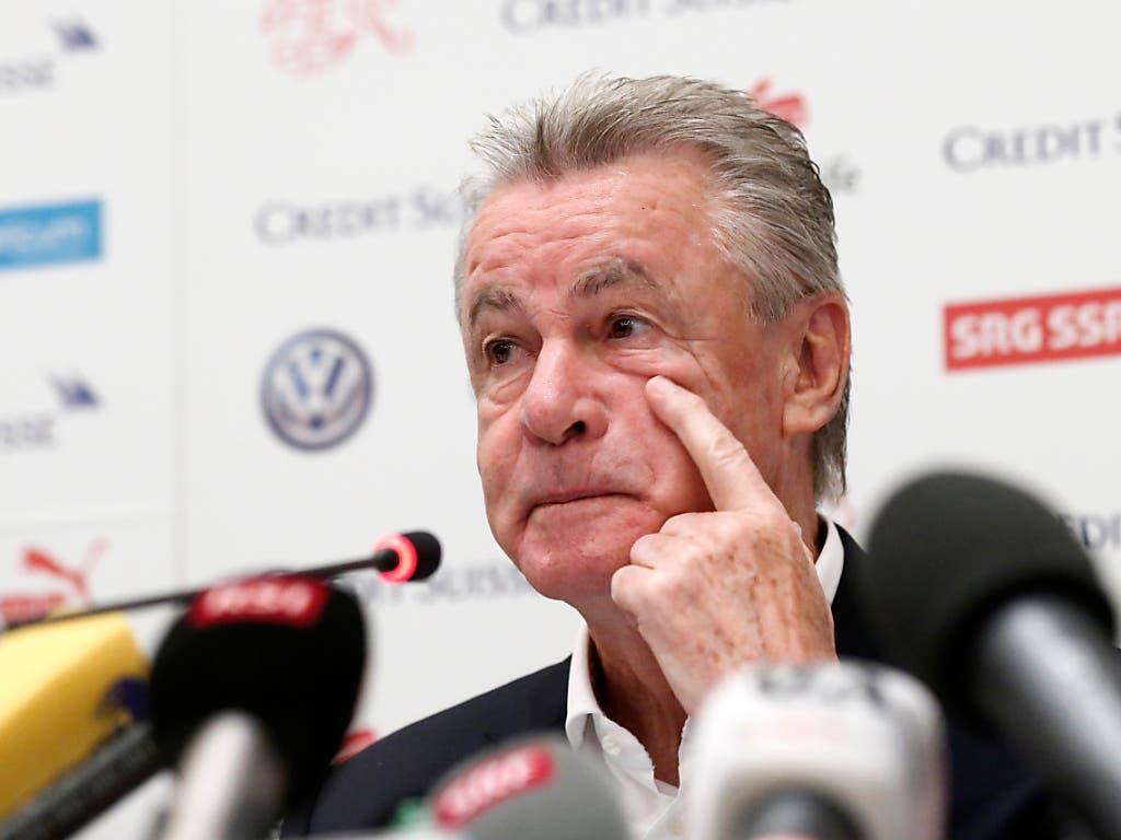 Bayern damaliger Trainer Ottmar Hitzfeld sprach später von einem «Schock für alle»