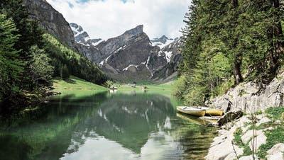 Der Alpstein ist einer der beliebtesten Touristen-Hotspots während der Coronapandemie. (Bild: Archivbild (2005))
