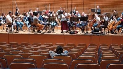 «Ein Anfang ist gemacht» –KKL wird im Juni wieder Konzerte durchführen