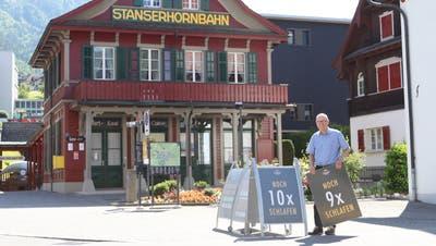 Jürg Balsiger, Direktor der Stanserhornbahn, freut sich auf die Wiedereröffnung. (Bild: Patrick Hürlimann)