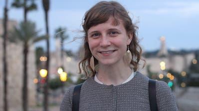 Frustriert im fremden Land: Linda Bergauer aus Schlatt arbeitet sei einem Jahr in Jerusalem, doch jetzt macht ihr die Coronakrisedas Leben schwer