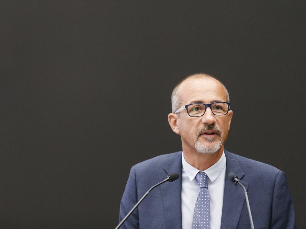 Nach scharfer Kritik: Spitaldirektor Pascal Rubin tritt zurück.