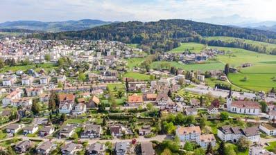 Wittenbach wird 2021 zur «kleinen Einheitsgemeinde». (Bild: Urs Bucher (20. April 2020))