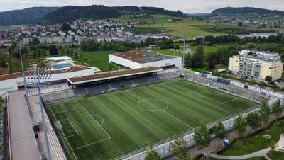 Wie voll darf das Bergholz werden? Das Liga-Schutzkonzept erlaubt höchstens 250 Zuschauer. (Sven Thomann/Freshfocus)