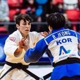 Evelyne Tschopp strebt die Qualifikation für die Olympischen Spiele an. (Bild: Paco Lozano)