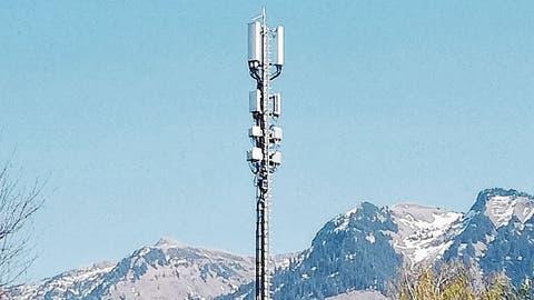 5G-Antennen in Obwalden stossen auf Widerstand