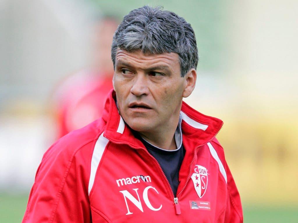Nestor Clausen demissionierte während der Halbzeitpause als Trainer von Sion